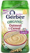 Bột yến mạch-Gerber Organic