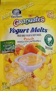 Yogurt vị Đào - Gerber