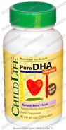 ChildLife Pure DHA 250mg - 90viên