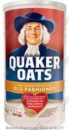 Hạt Yến Mạch Quaker (1.19kg)