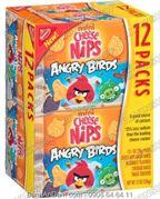 Bánh phomai Angry Birds