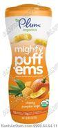 Bánh khúc Bí Đỏ phomai - Plum Organic