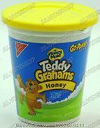Bánh ly _ Teddy mật ong