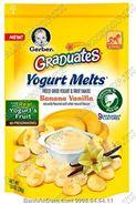 Yogurt Chuối Vanilla - Gerber