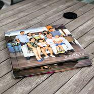 Photobook bìa cứng 25x25cm