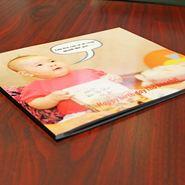 Photobook bìa mềm 20x20cm