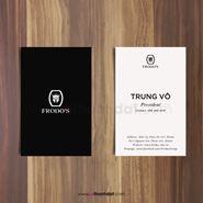 Name Card TDCV08