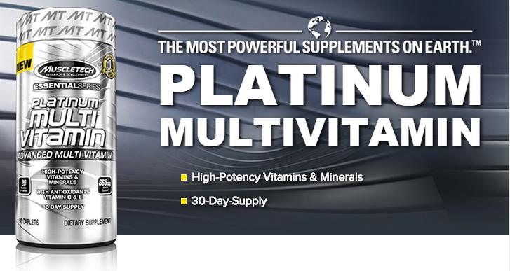 Platinum Vitamin 90v