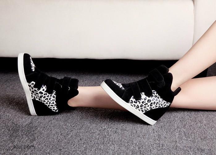 giày sneaker, giày độn đế, giày giá rẻ, giày boot nữ, giày da báo