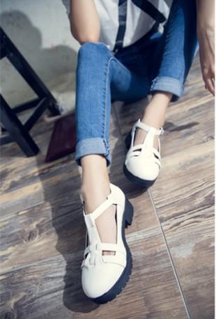 Giày Cut Out, giày giá rẻ, giày nữ đẹp, giày nữ xinh, giày giá rẻ