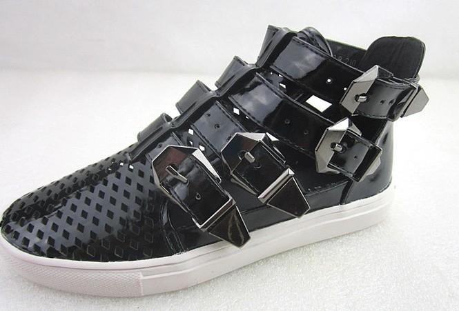 sandal giá rẻ, giày nữ đẹp, sandal chiến binh, sandal da bóng