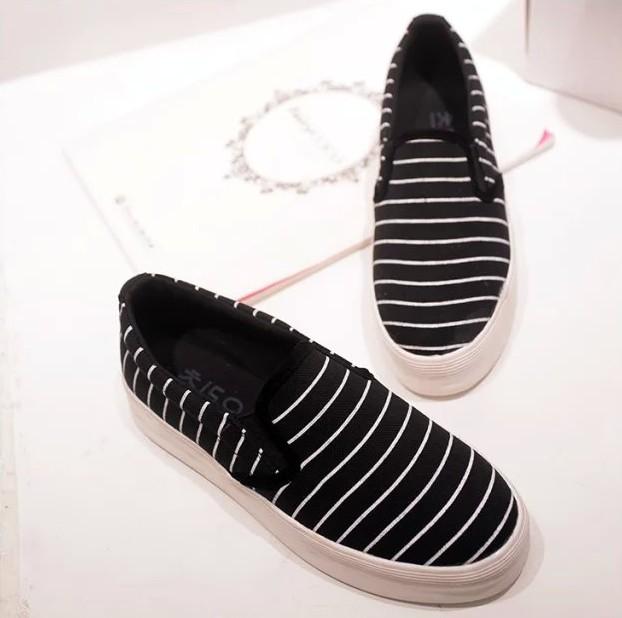 giày bánh mì, giày lười nữ, giày bánh mì xinh, giày giá rẻ, giày đẹp online.