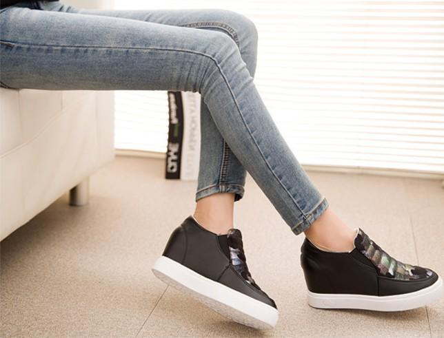 giày độn đế, giày đế cao, giày tăng chiều cao, giày nữ đẹp, giày đẹp 2015