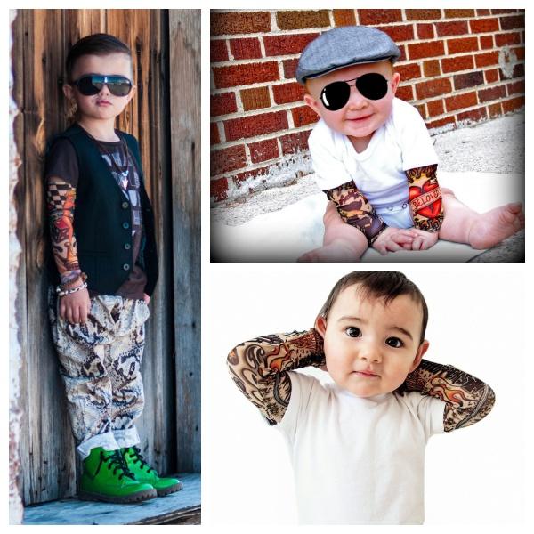 găng tay đẹp, găng tay hình xăm, găng tay tattoo, găng tay đẹp, găng tay cho bé