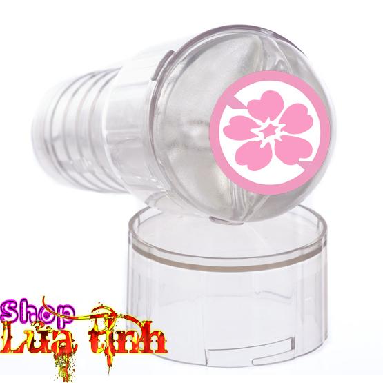 đèn pin thủ dâm tinh thể băng ice bg52a