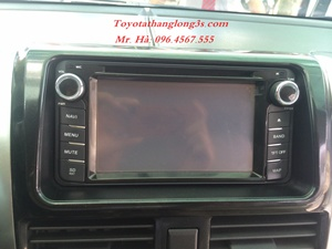 màn hình DVD cho xe vios