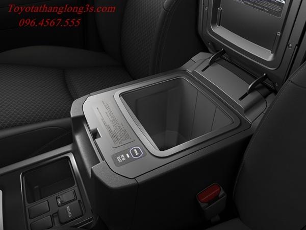 hộp lạnh xe prado 2016