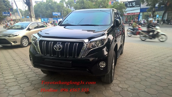 Land cruiser praod 2016