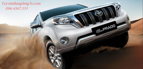 Land cruiser prado 2016