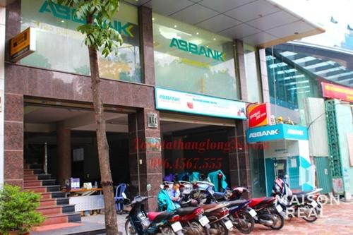 Abbank 141 Hoàng Quốc Việt -đơn vị hợp tác toyota thăng long