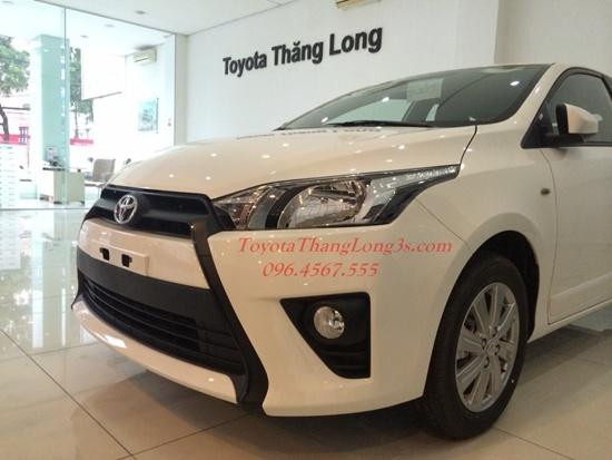 Xe Toyota Yaris E 2017 mới