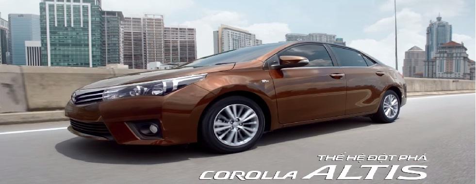 Corola Altis 2015