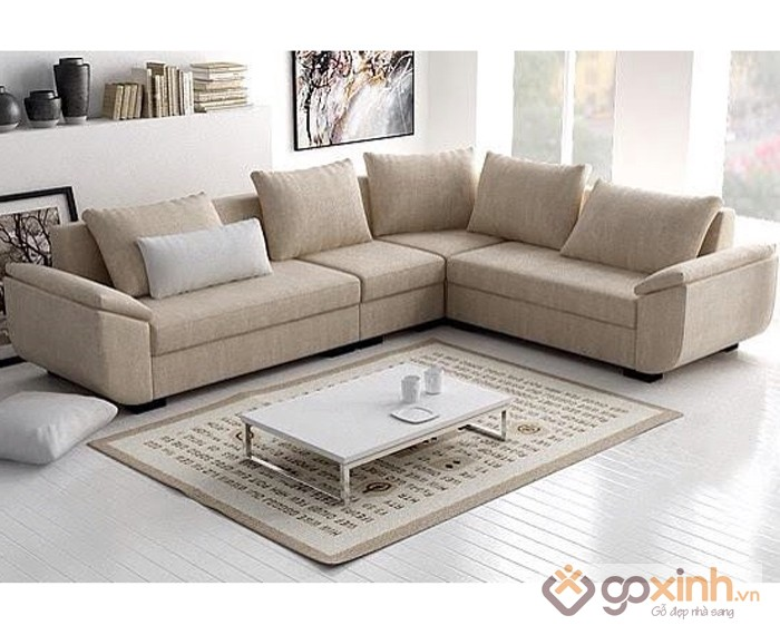 Sofa Nỉ cao cấp Mã SFN004