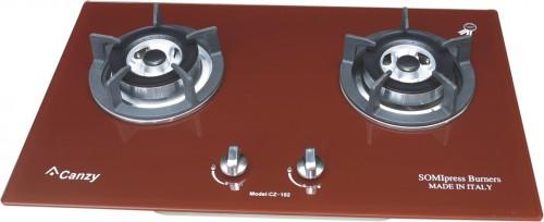 Bếp ga âm đỏ CZ 102
