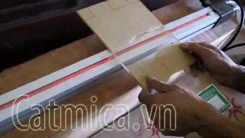 kỹ thuật gia công mica