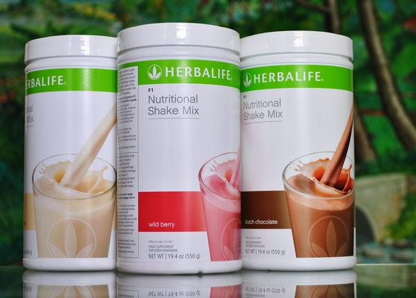 Thực phẩm chức năng Herbalife F1