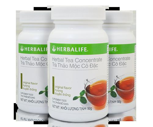 Herbalife Tea vị truyền thống