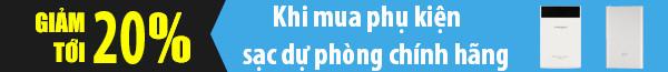 tphones giảm giá 20% khi mua phụ kiện