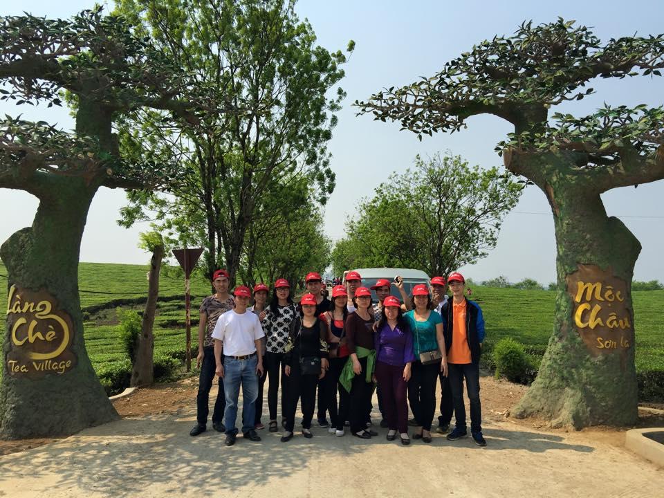 Tour Mộc Châu