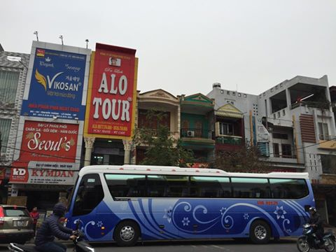 Xe Alo Tour