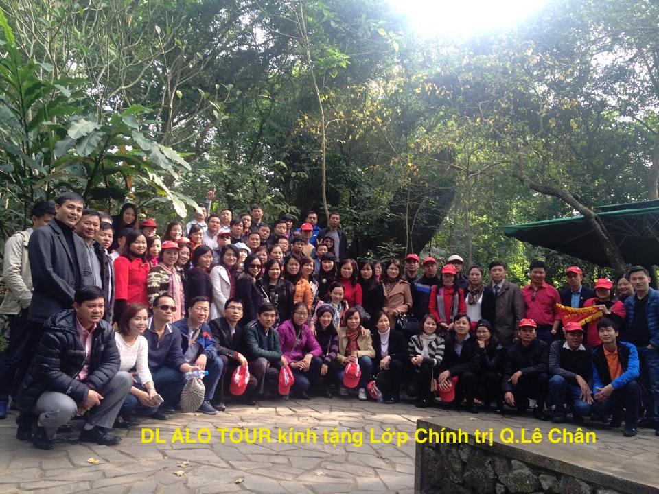 Tour K9 Đá Chông