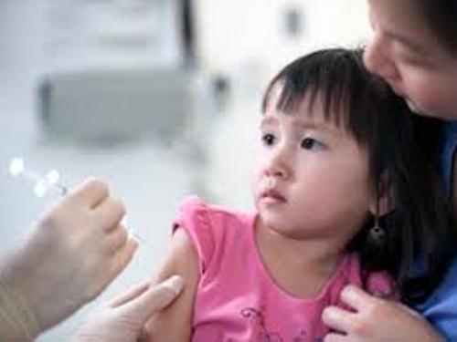 Tiêm vắc-xin phòng thủy đậu