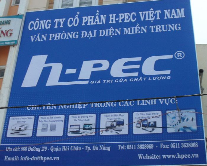 Công ty Son Long chuyên thi công bảng hiệu quảng cáo