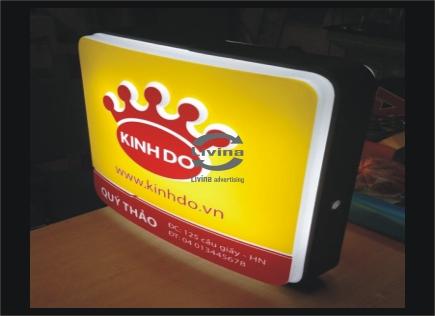 Một số biển quảng cáo thông dụng hiện nay giá rẻ chất lượng