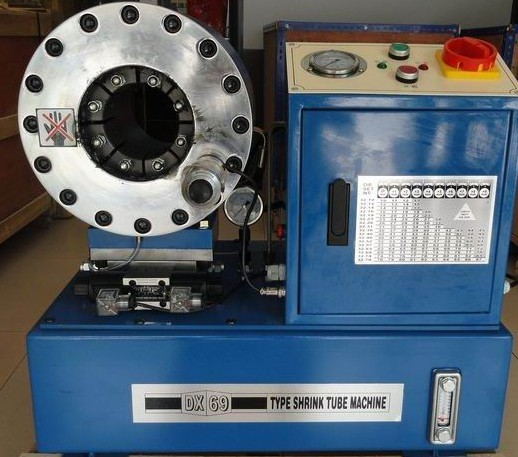 máy ép ống tuy ô thủy lực dx-69 mới