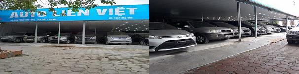 AUTO LIÊN VIỆT - Số 95A Đường Trần Thái Tông HN