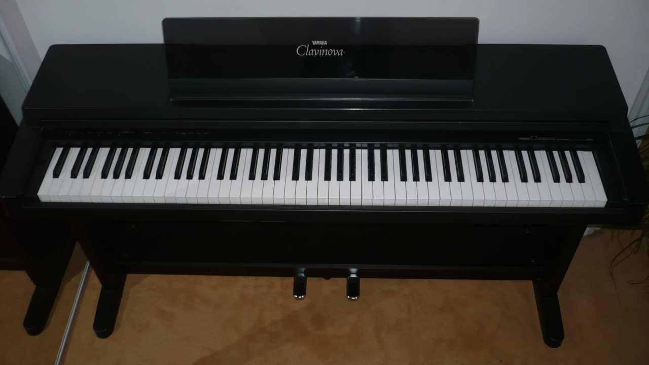 piano điện yamaha CLP