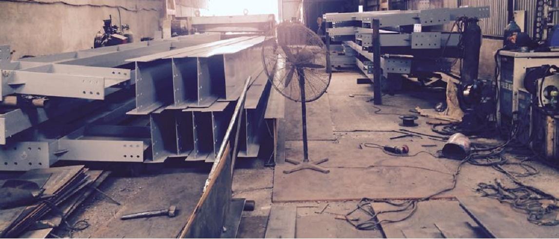 Sản xuất và thi công khung nhà thép tiền chế Nocas