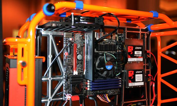 Dung lượng lư trữ SSD Kingston HyperX 240GB