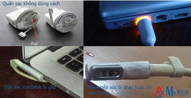Sửa Sạc Macbook tại Hà Nội