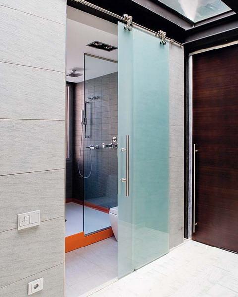 Ngăn chia phòng tắm và nhà vệ sinh