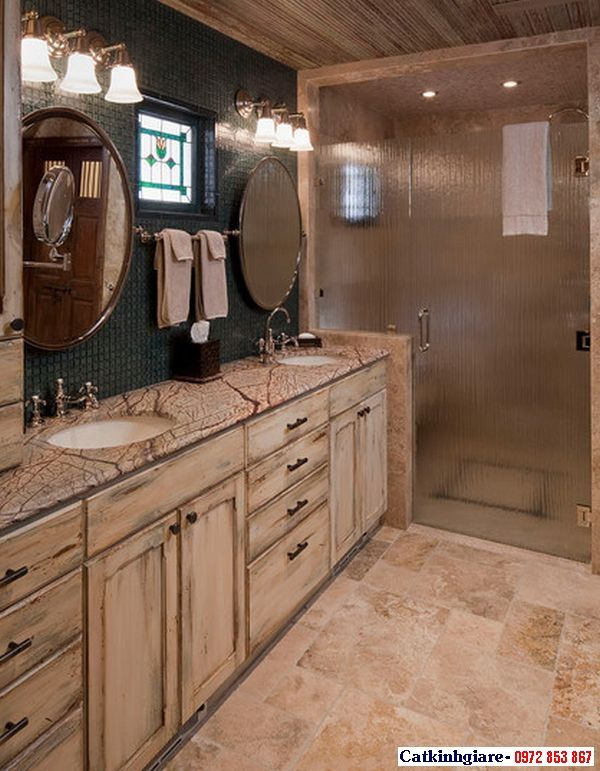Mẫu phòng tắm kính đẹp 05