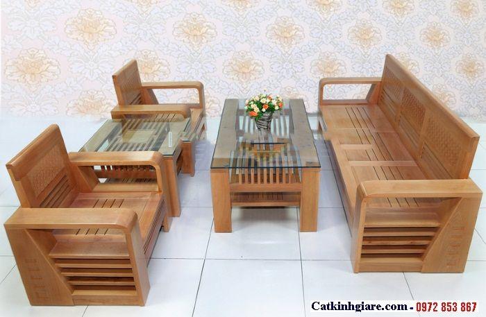 Kính mặt bàn phòng khách đẹp MB03-3