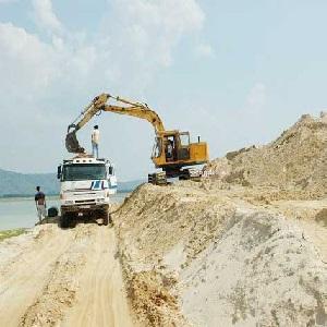 Bảng báo giá cát xây dựng hôm nay tại tphcm