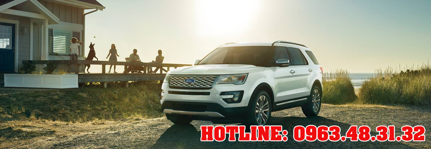 Ford Explorer 2.3L Ecoboost Limited