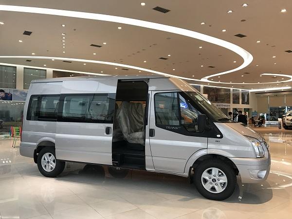 Ford Transit đang bán tại An Đô Ford